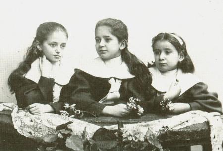 The Fontane Sisters - Seventeen