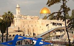 Achter het nieuws in Israël