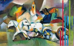Joodse avant-gardekunstenaars uit Hongarije