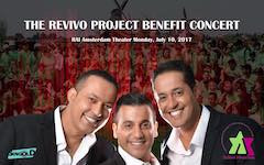 Kaarten voor The Revivo Project \'in concert\'!