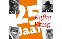 25 jaar Kafka-Kring: een feestje waard