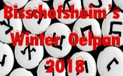 Januari 2018: Winteroelpan aan de UvA