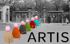 De oorlogsjaren van Artis