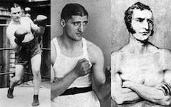 Joden in de boksring, een lezing