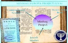 Minhag Europa: de sidoer als historische kroniek