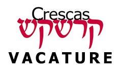 Crescas zoekt: een directeur m/v