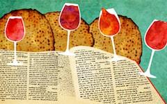 Waarom eten Joden matzes  met Pesach?