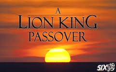 A Lion King Passover