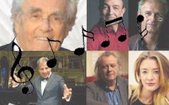 Maestro Jules van Hessen en de muziek