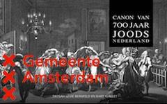 De Joodse Canon op de website van de gemeente Amsterdam