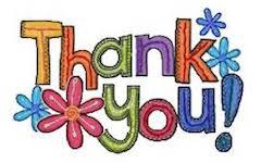 Bedankt, lieve vrijwilligers!