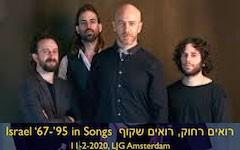 Muziek, de sleutel tot de ziel van Israël