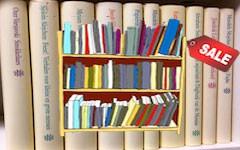 Boekenopruiming bij Crescas!