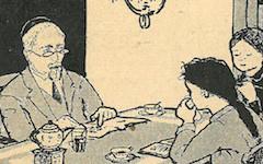 Jaap Sajet lezing 2020: Joods onderwijs 1860-1940