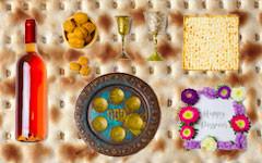 Pesach, Joodse \'jomtov\' vol tradities