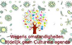 In plaats van de Culturele agenda