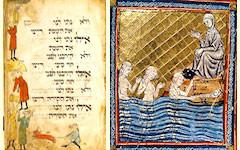 Joodse kunst en Pesach