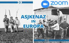 Zoomlezing: Asjkenaz in Europa